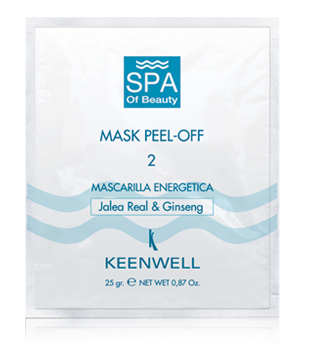 "Peel Off ""Energizing Mask"" N2 (12 St.)"