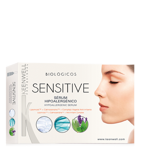 """BIOLOGICS"" SENSITIVE HIPOALLERGENIC SERUM"