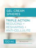 GEL-CREAM SPHERES