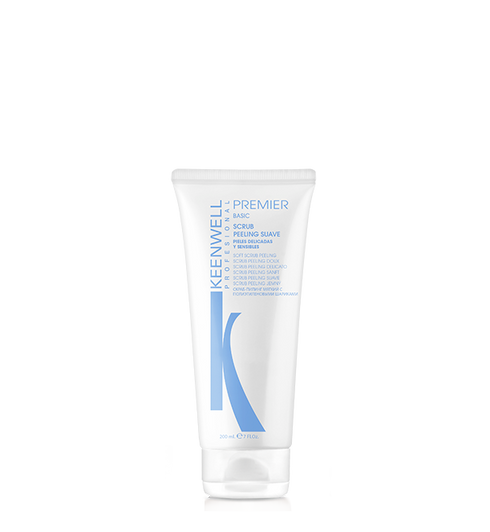 SOFT SCRUB PEELING DELICATE AND SENSITIVE SKINS 200 ML