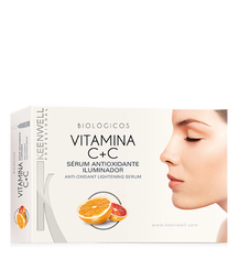 """BIOLOGICS"" VITAMIN C+C ANTI-OXIDANT LIGHTENING SERUM"