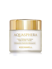 """Aquasphera"" Triple Action Intensive Moisturizing Night Cream 80 ml"
