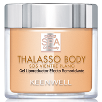 Thalasso Body Flat Belly-Remodeling & Lipo Gel 270 ml