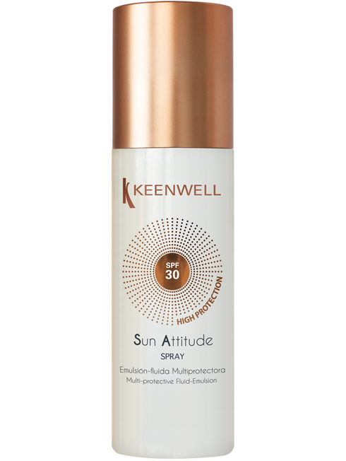"""Sun Attitude"" Spray Multi-Protective Fluid Emulsion SPF 30"