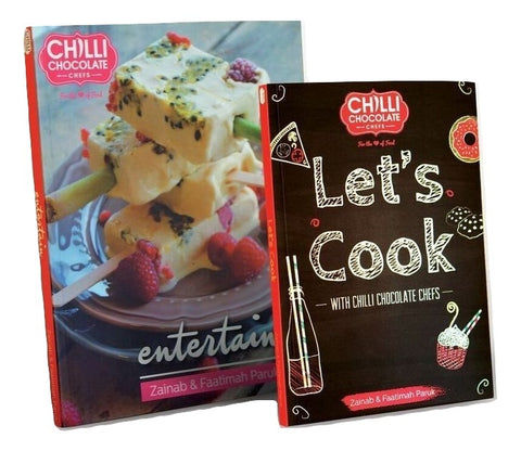Entertain & Lets Cook Bundle
