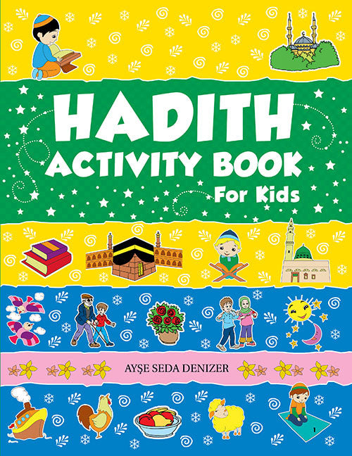 Hadith Activity Book