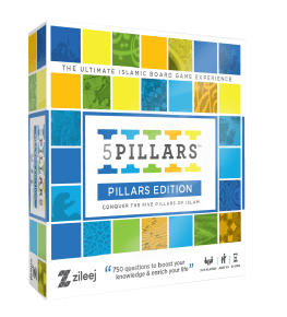 5 Pillars Board Games - Pillars Edition