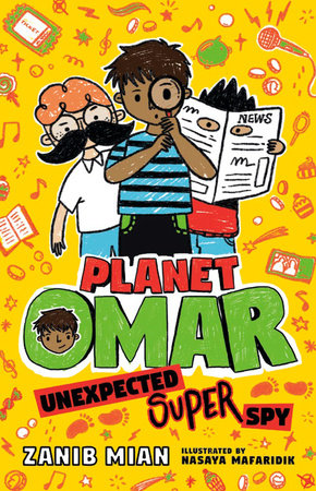 Planet Omar: Unexpected Super Spy (Part2)