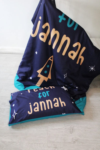 Reach For Jannah Bedding - Single Bed