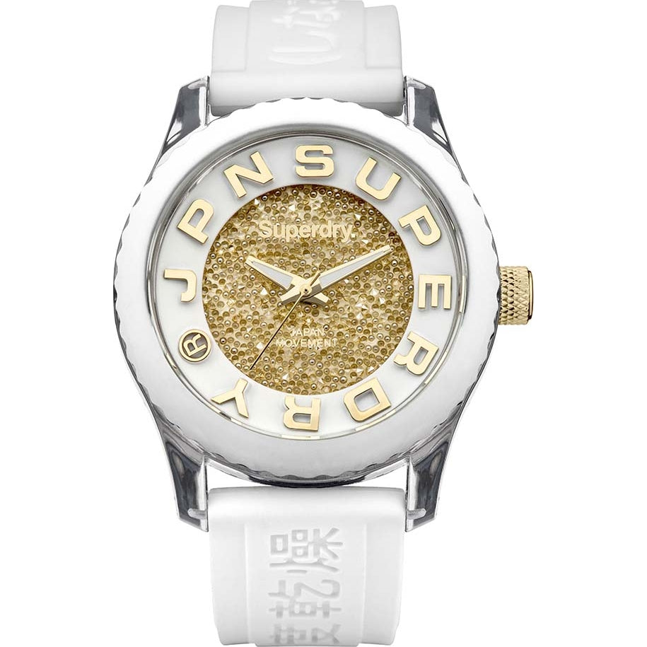 Superdry Ladies Tokyo Watch With Swarovski Dial