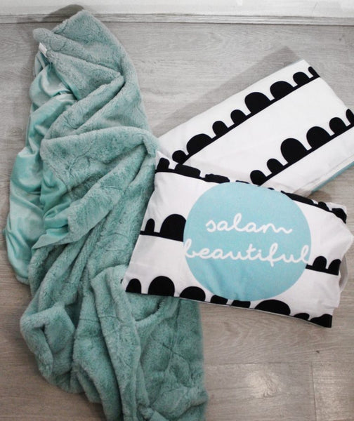 Salam Beautiful Bedding - Single Bed