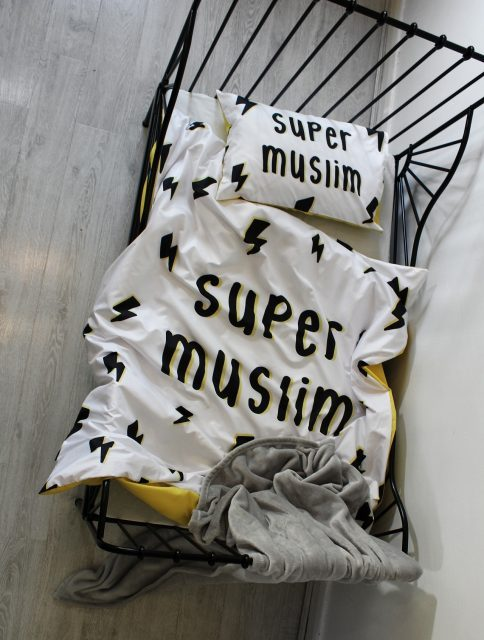 Super Muslim Bedding - Single Bed