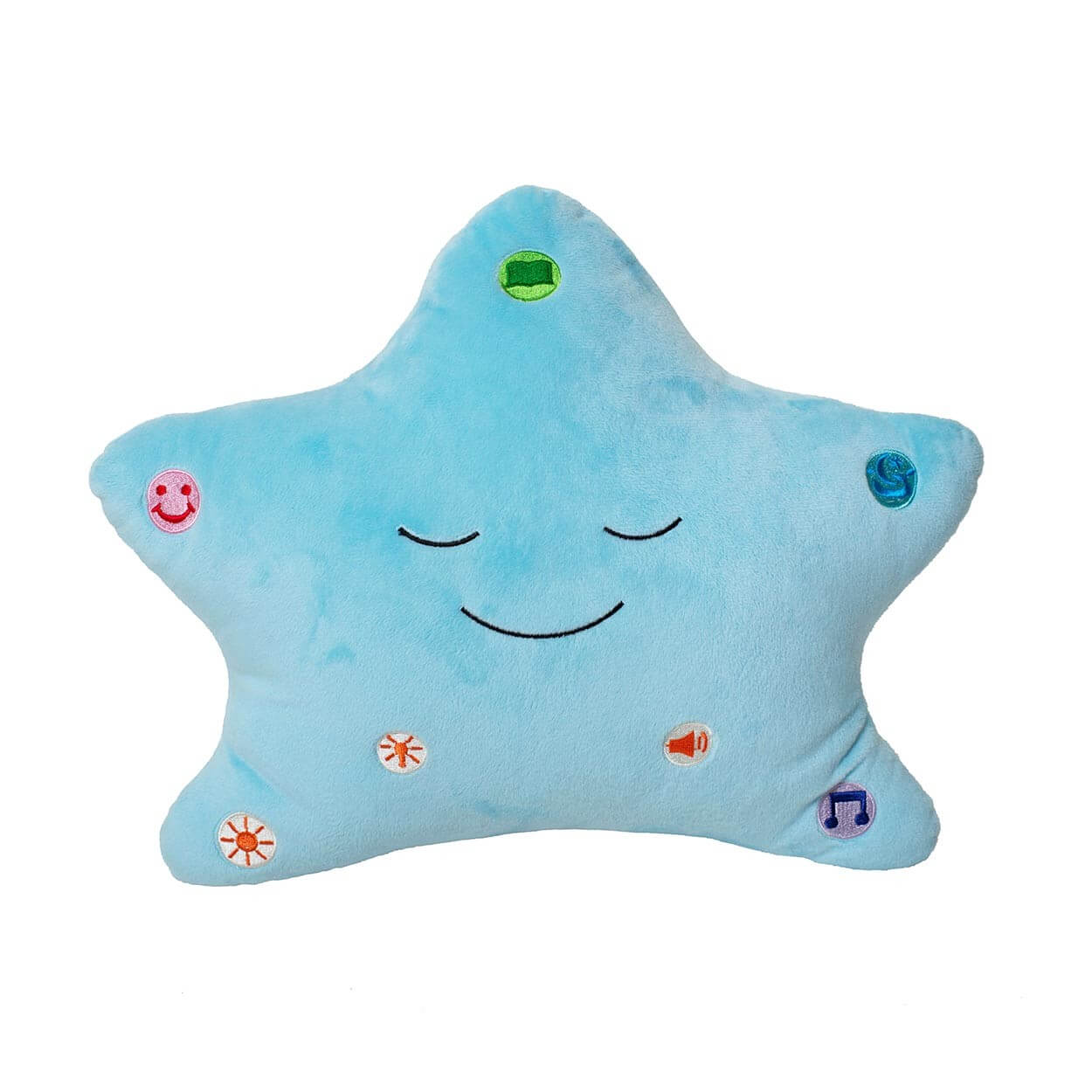 My Dua Pillow Blue - Desi Doll Compnay