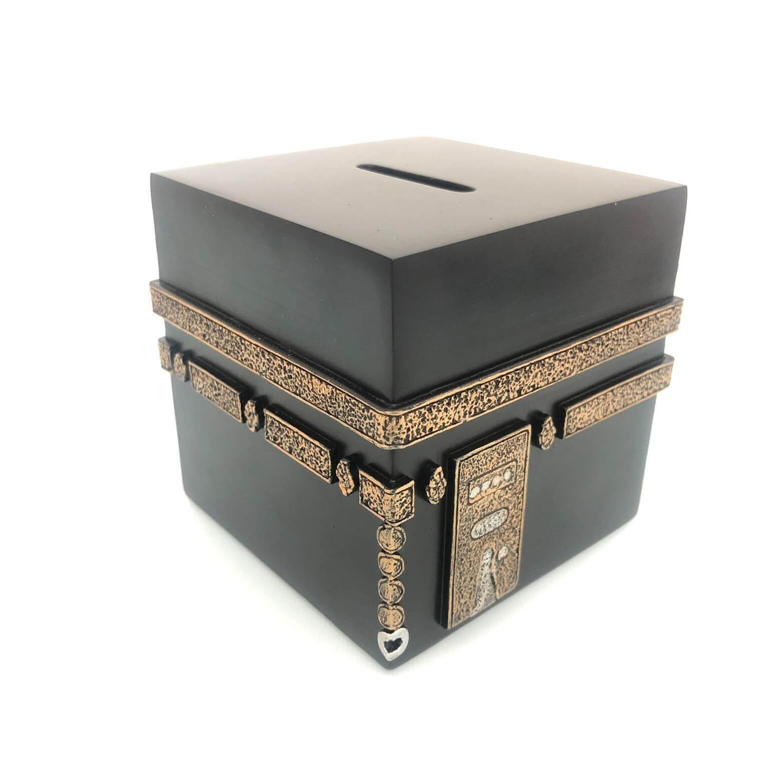 Quran Cube Kaaba Sadaqa Money Box