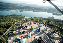 "Namaste am See FESTIVAL | May 29 - 31 | Wörthersee | Austria | ""free your soul"" - an incredible journey to your highest self with Yoga & Artmaking"