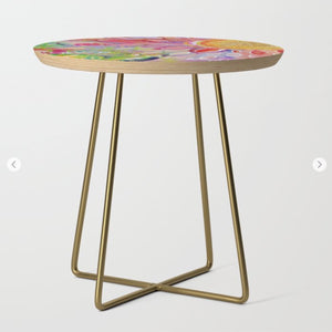 "Side Table ""love yourself"""