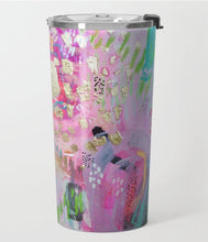 "Travel Mug ""be the goddess you already are"""