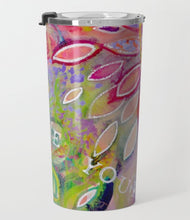 "Travel Mug ""love yourself"""