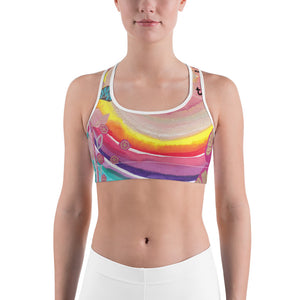 "Yoga Bra ""whatever makes your soul happy - do that"""