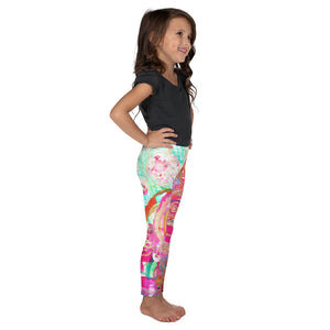 "Kids Yoga Pants ""there is a language that doesn't use words - listen"""