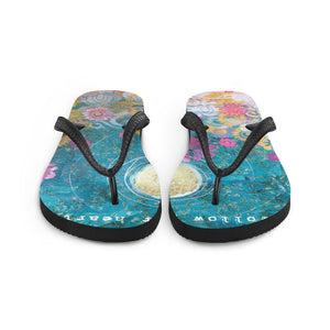 "Flip-Flops ""follow your heart"""