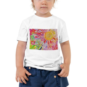 "Kids Yoga Shirt ""love yourself"""