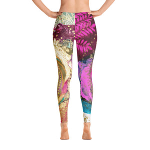 "Yoga Pants Rumi ""giving thanks for abundance is greater than abundance itself"""
