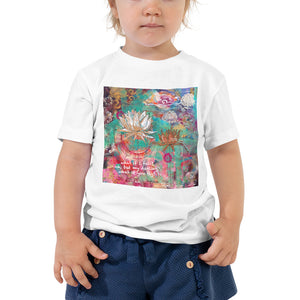 "Toddler Shirt ""what if I fall? oh my darling, what if you fly?"" e.h."