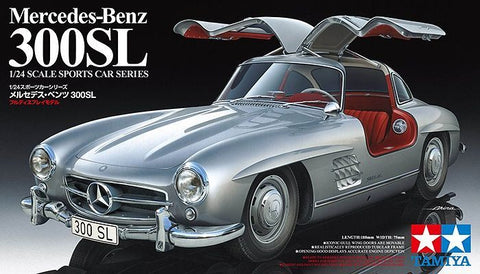 1/24 MERCEDES-BENZ 300 SL