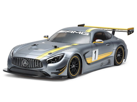 1/10 RC Mercedes-AMG GT3 (TT-02 Chassis)