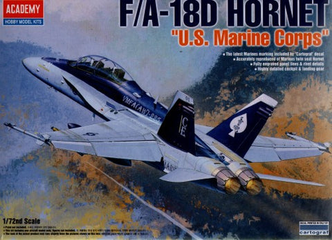 "1/72 F/A 18D Hornet ""US Marines"" *AUS decal*"