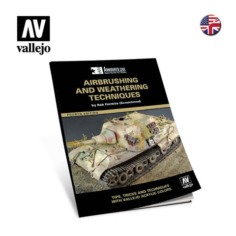 Vallejo Airbrush and Weathering Techniques Book