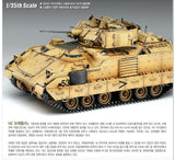 1/35 M2A2 Bradly OIF Plastic Model Kit