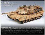 "1/35 M1A1 Abrams ""Iraq 2003"" Plastic Model Kit *Aus Decals*"