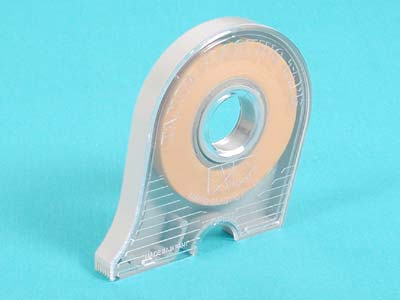 Masking Tape 6mm w/Dispenser
