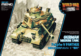 World War Toons German Medium Tank PzKpfw V Panther