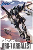 1/48 ARX-7 Arbalest & Armslave Booster