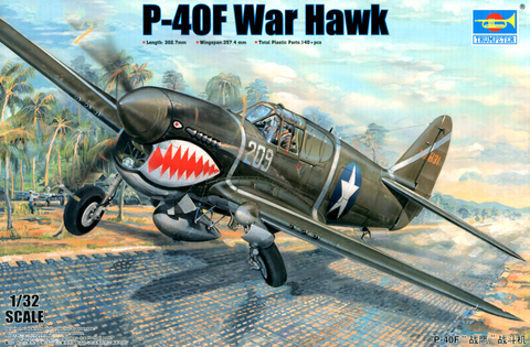 1/32 P-40F WARHAWK AUS DECAL