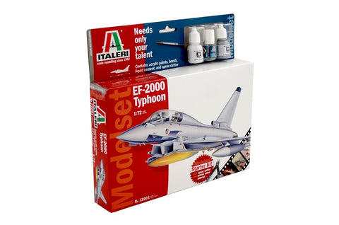1/72 EF-2000 TYPHOON starter kit