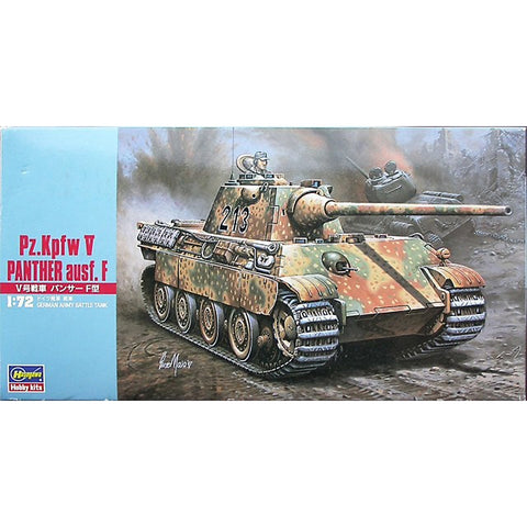 1/72 Pz.Kpfw V PANTHER ausf. F