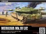 1/35 Merkava Mk.IV LIC Plastic Model Kit
