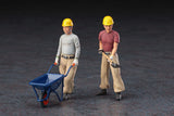1/35 CONSTRUCTION WORKER SET A