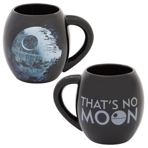 Star Wars Death Star Ceramic Mug