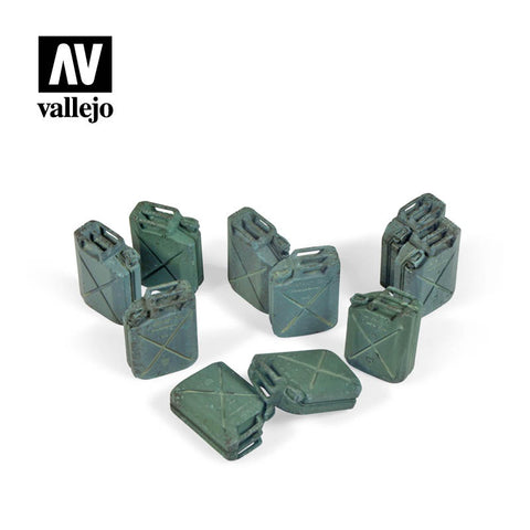 1/35 Allied Jerrycan Set