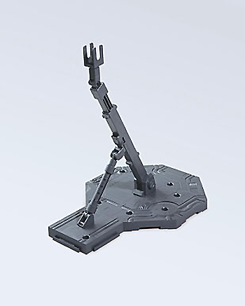 Action Base 1 Grey