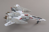 1/72 VF-25F SUPER MESSIAH VALKYRIE ALTO CUSTOM