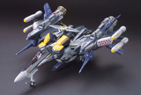 1/72 VF-25S ARMORED MESSIAH VALKYRIE OZMA CUSTOM