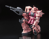 RG MS-06S Zaku II Char Aznable Custom Model