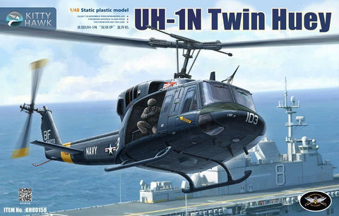 1/48 UH-1N Twin Huey