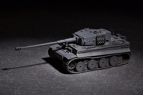 1/72 GERMAN TIGER WITH 88MM KWK L/71